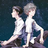 Shinji e Kaworu
