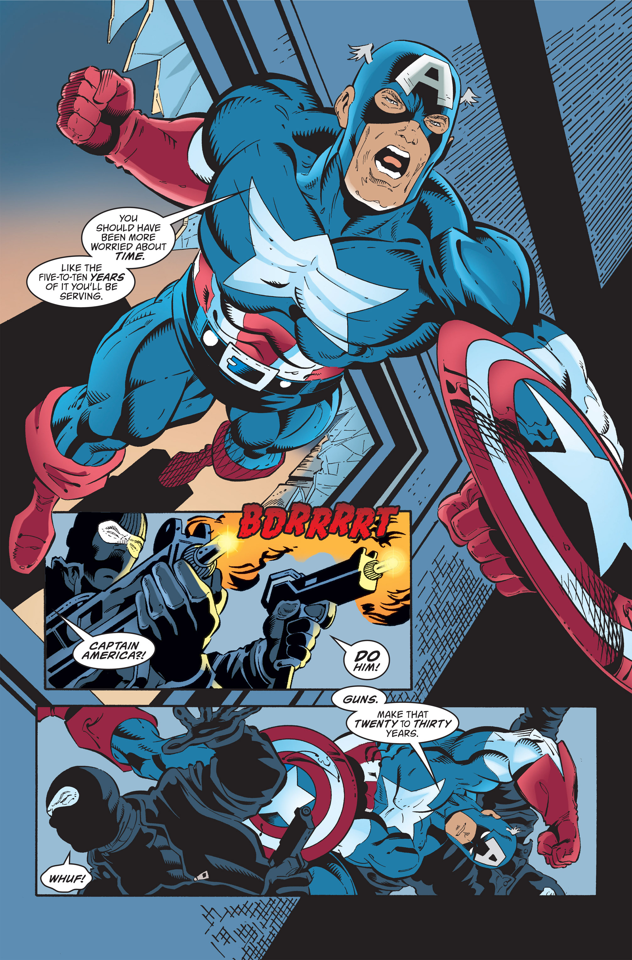 Captain America (1998) Issue #35 #41 - English 5