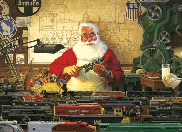 image Santa claus enjoying his christmas presents hentai game