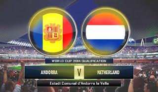 Andorra vs Belanda