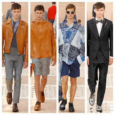 Louis Vuitton Men's Spring/Summer 2014 Collection