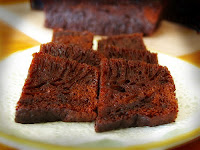 resep membuat Kue Sarang semut bolu karamel enak dan manis