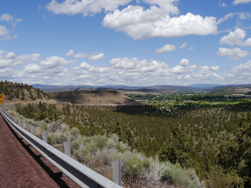 Prineville descent