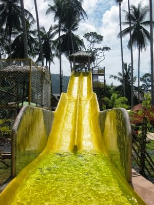 الحديقة المائية سبلاش كوكو