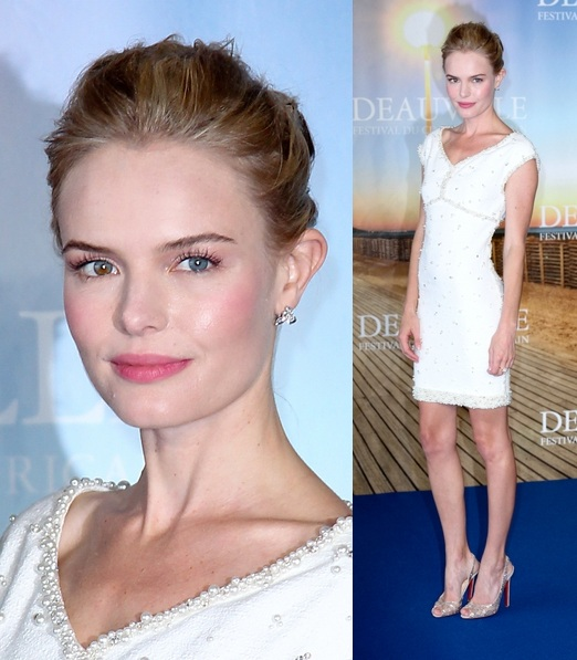 Kate Bosworth Blue Crush Premiere