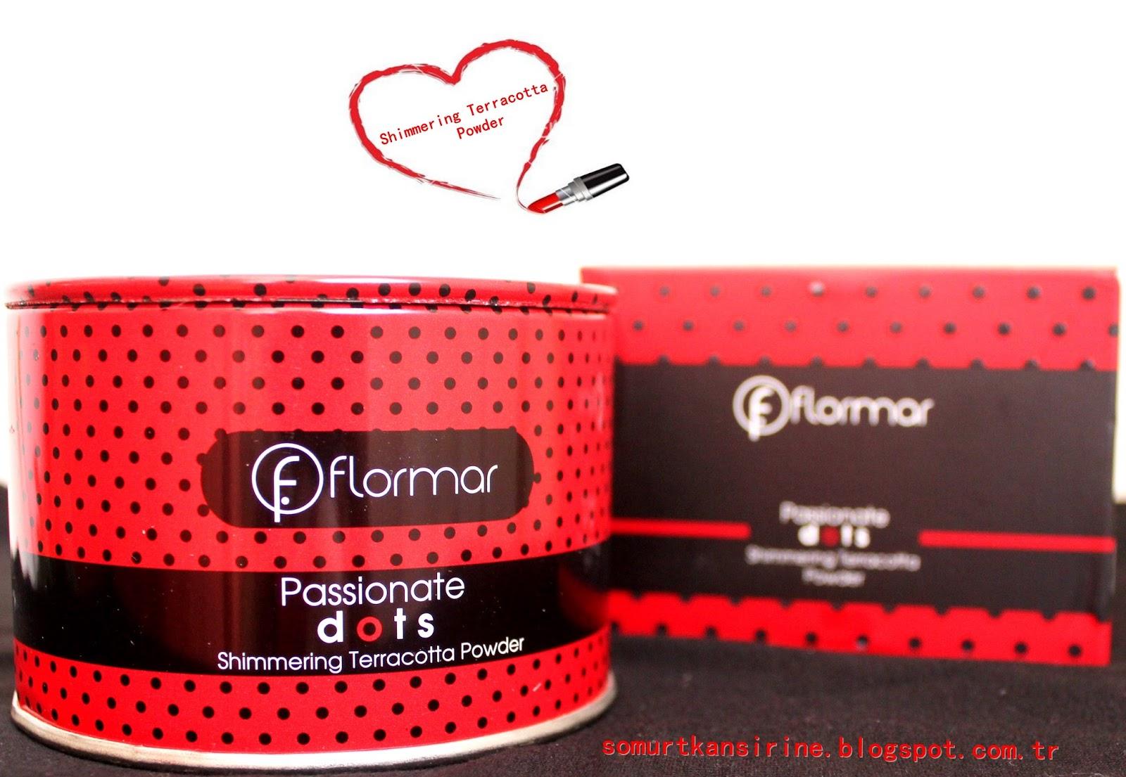 Flormar Passionate Dots Terracotta