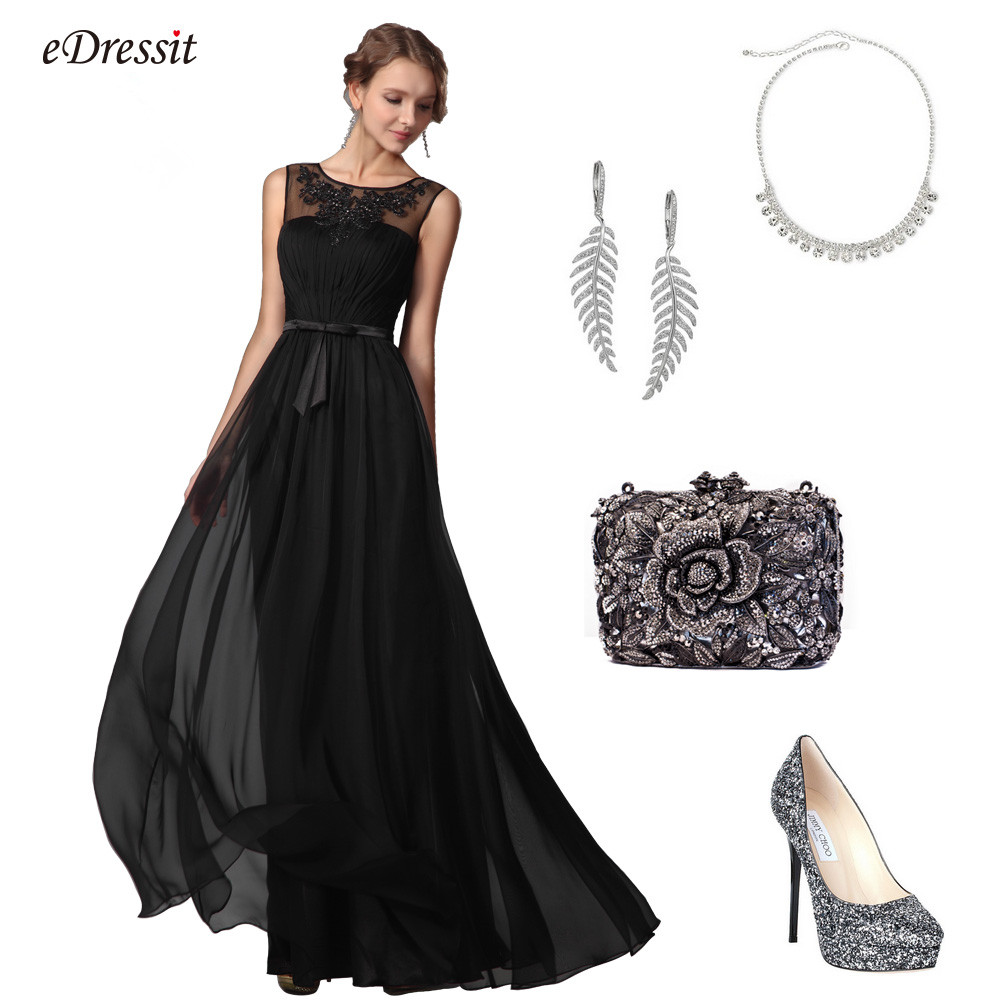 Simple elegance september 2015 for Jewelry accessories for black dress