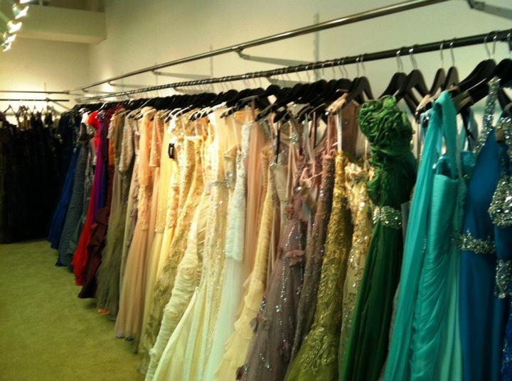 Cinderella\'s Gowns - Prom Dresses: Atlanta Market 2012: Behind the ...