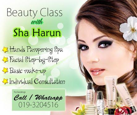 My Skin Care Class