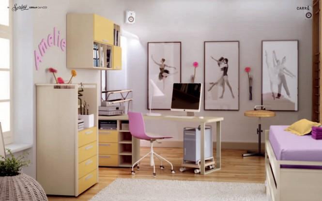 Deco chambre interieur modernes mod les de chambre ado - Modele de chambre ado ...