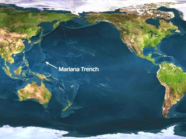 Mariana Trench Deepest Point on Earth and Pacific Ocean Photos Mariana    Deepest Ocean In The World How Deep