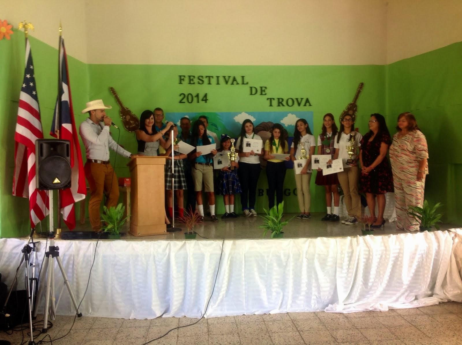 Fiesta Lengua 2014