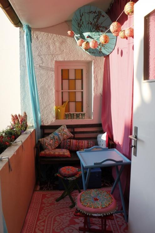 Populares Depósito Santa Mariah: Ideias Para Varanda Pequena de Apartamento! YA27