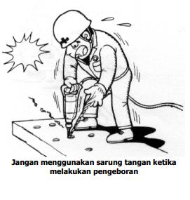 Bekerja Aman Menggunakan Power Tools (Electric)