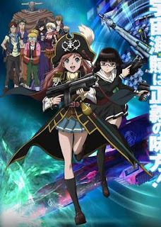 assistir - Moretsu Pirates - Episodios - online