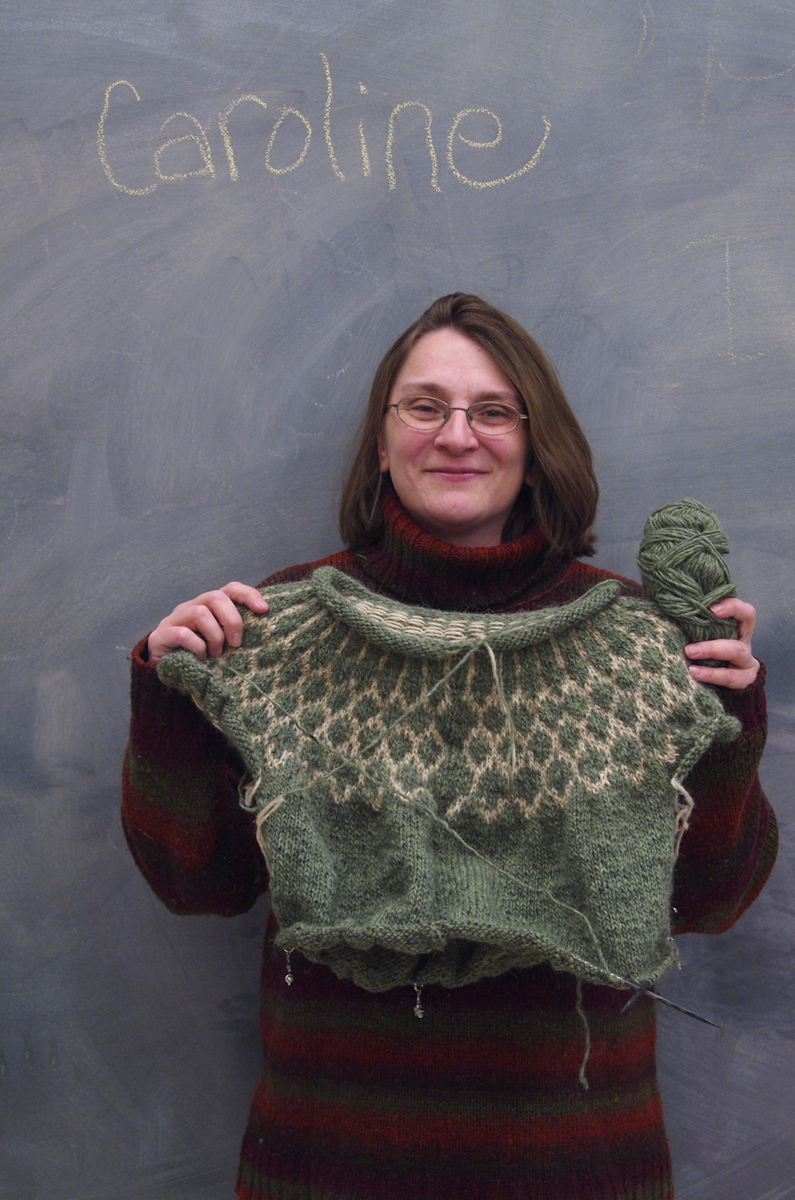 Fancy Tiger Crafts: We ♥ Lopi! Iðunn Knit-Along is a Wooltastic ...