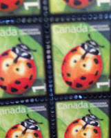 Ladybird Stamps