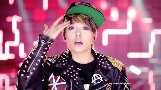 Oddness/Weirdness: f(x)'s Electric Shock MV + Album Mega Post F(x) Electric Shock Amber