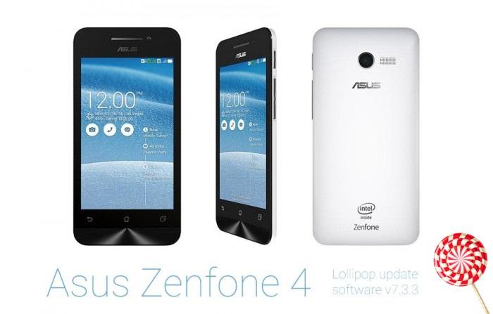 Cara Upgrade Asus Zenfone 4 Ke Android Lollipop 50
