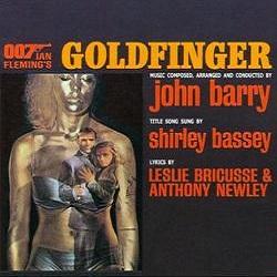 Shirley Bassey. Goldfinger