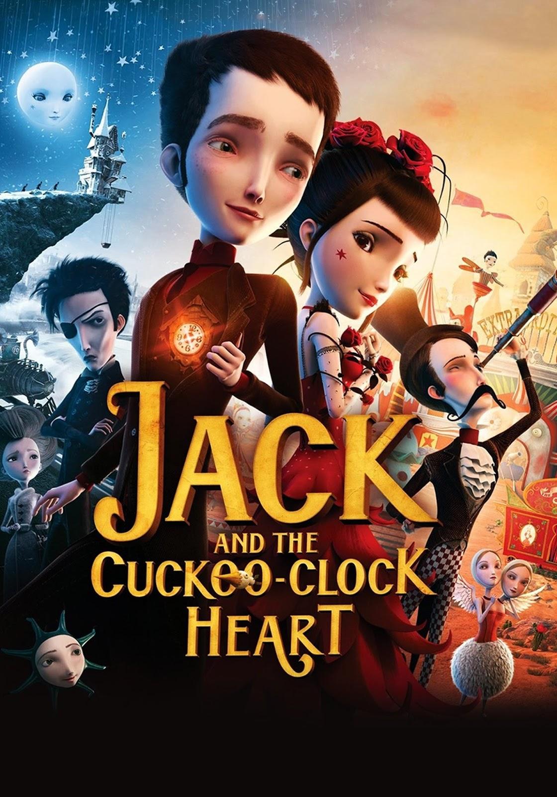 Jack e o Coração Mecânico – HD