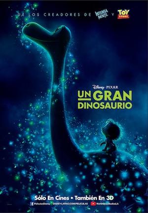 Poster The Good Dinosaur 2015