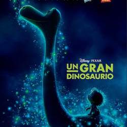 Poster The Good Dinosaur 2015