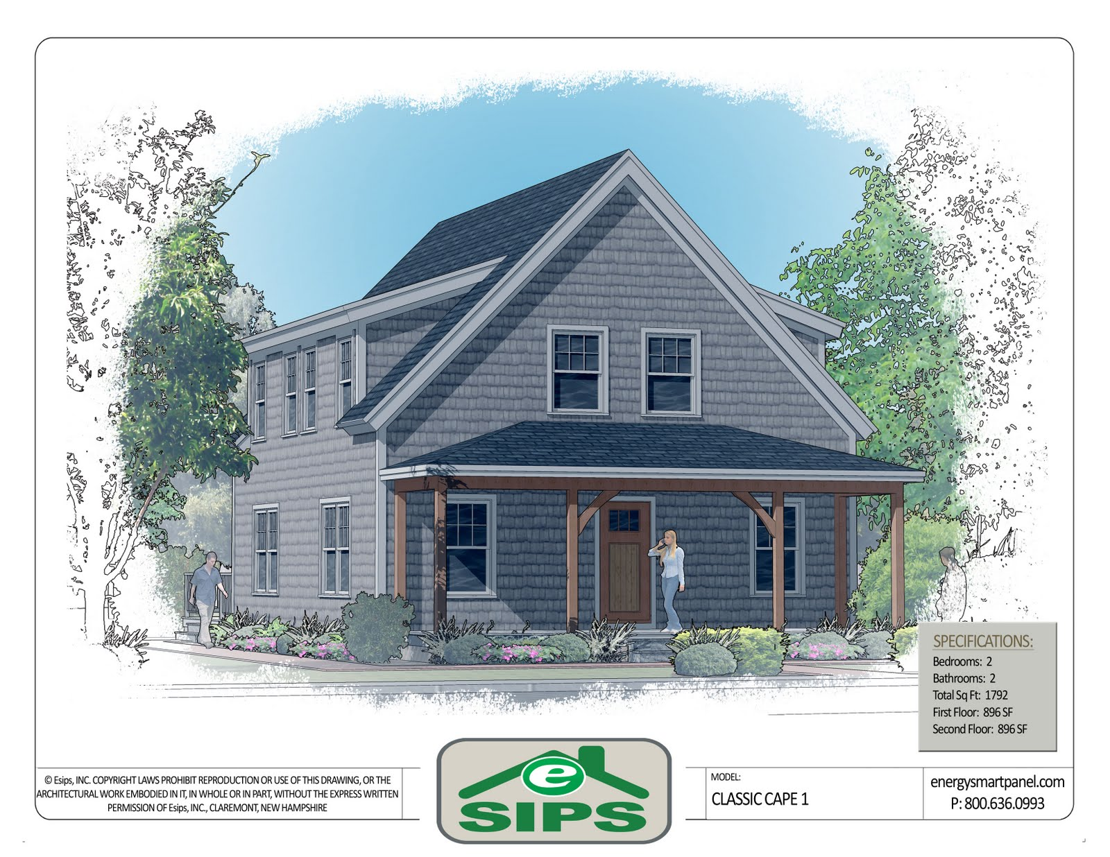 New england home plans foxridge country ranch home plan for House plans england