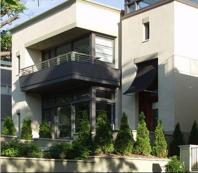 Fotos de terrazas terrazas y jardines terrazas de for Casas con balcon y terraza