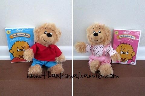 Berenstain Bears golden editions