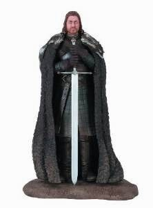 Figura de Ned Stark, por Dark Horse