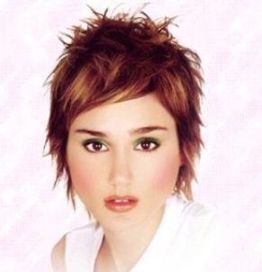 Short spikey hairstyles