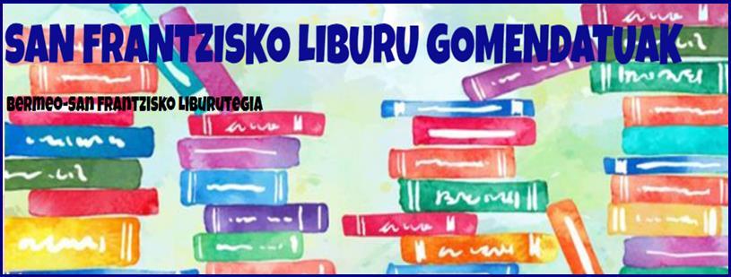 LIBURU GOMENDATUAK