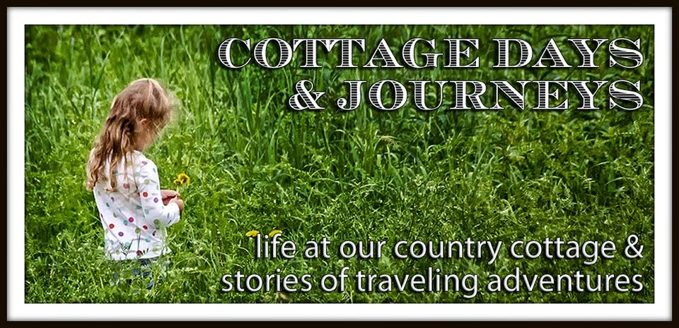 Cottage Days and Journeys