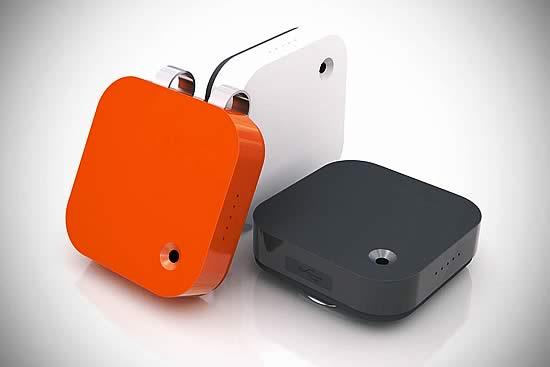 Memoto Lifelogging Camera - World's Smallest Wearable Camera