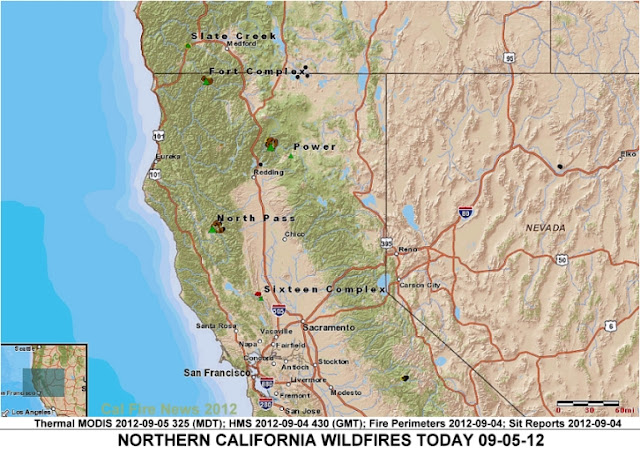 California+Wildfires ... NEWS - CAL FIRE NEWS : Quick Look: California ...
