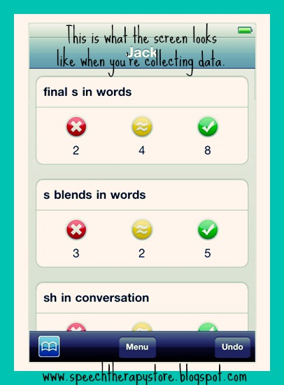 speech therapy app