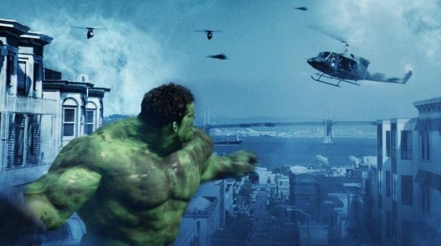 Người Khổng Lồ Xanh, Hulk