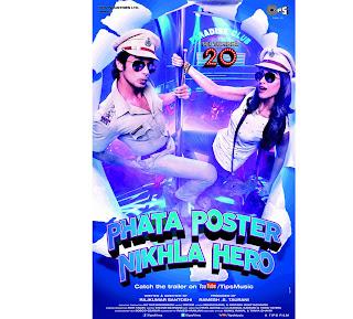 Phata Poster Nikla Hero movie wallpapers latest stills