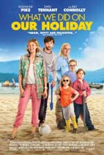 Lo Que Hicimos En Las Vacaciones (2014) BRRip Latino
