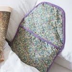 A Liberty Print Hot Water Bottle DIY Tutorial...