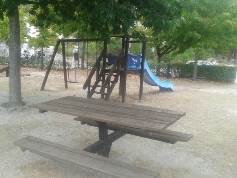 Parque Infantil da Loriga