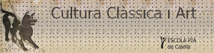 Blog de Cultura Clàssica i Art