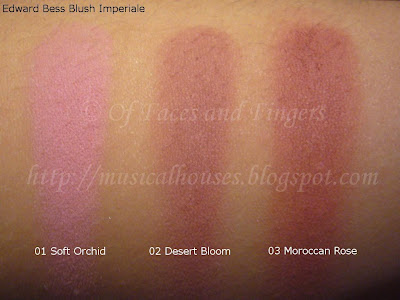 Edward Bess Blush Imperiale