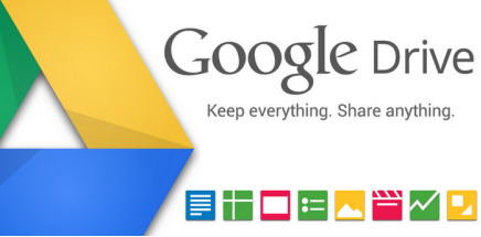 Publish html websites by Google Drive