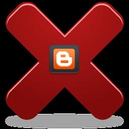 restore deleted blog