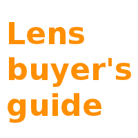 Lens Buyer's Guide