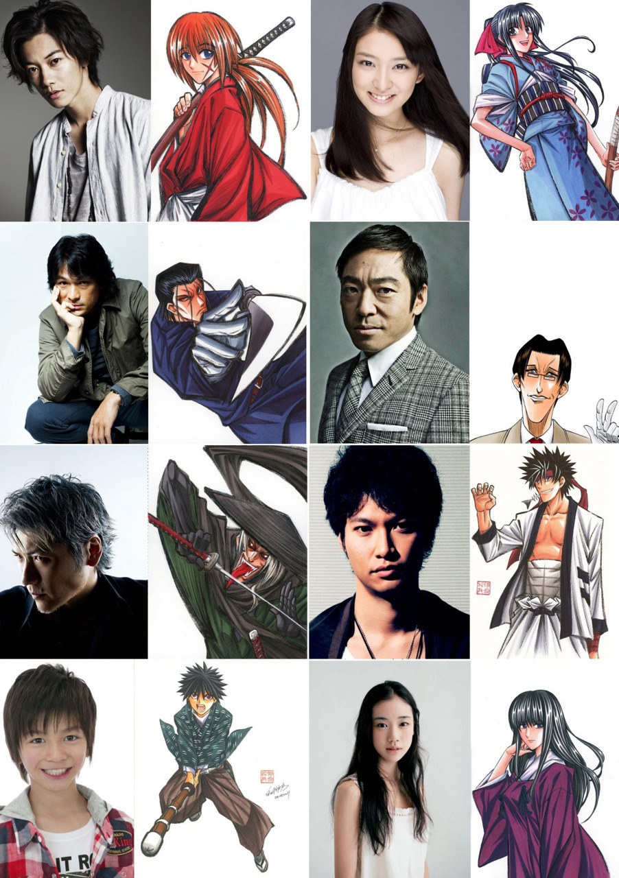 Rurouni Kenshin The Movie Samurai X