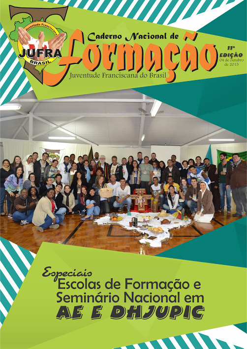 XI CNF - Caderno Nacional de Formação