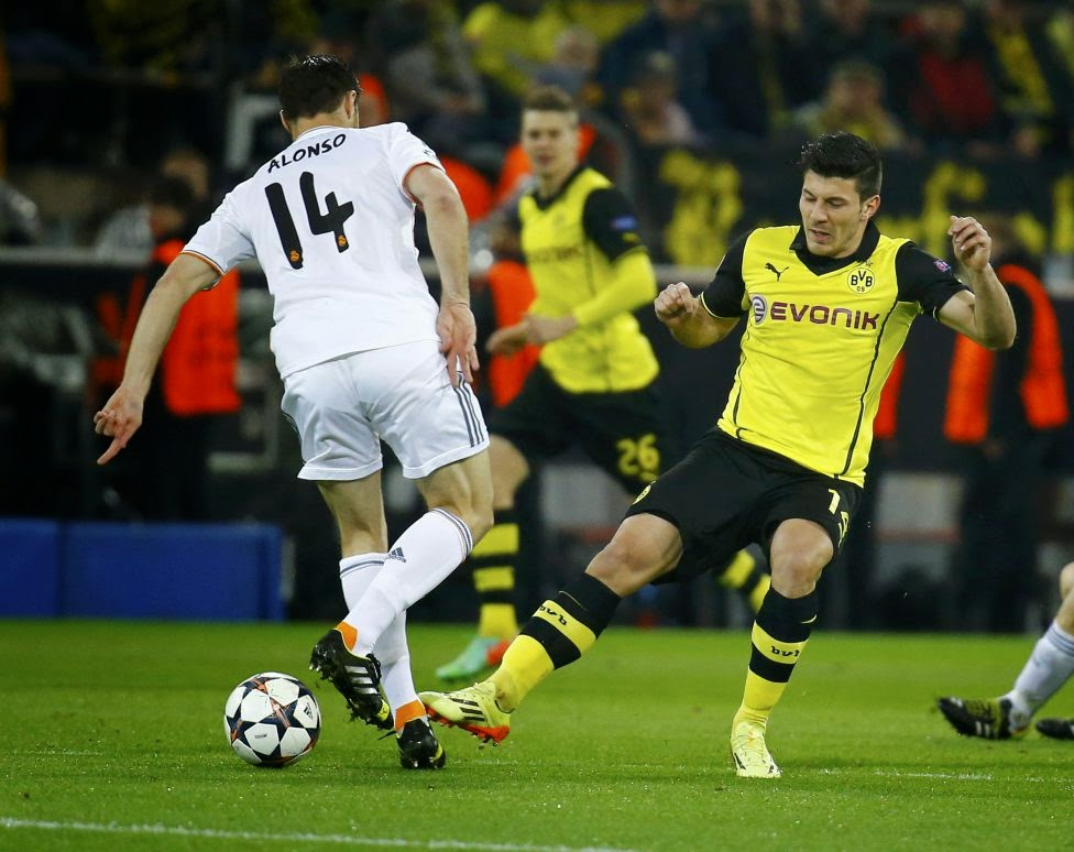 InfoDeportiva - REPETICION, BORUSSIA DORTMUND VS REAL MADRID, DIFERIDO, ONLINE, REPLAY, VIDEOS